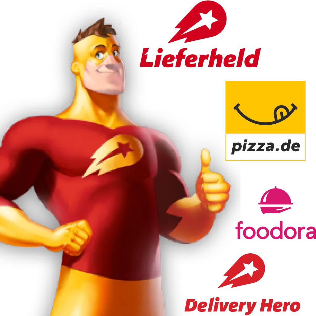 WinOrder versteht sich jetzt auch mit Lieferheld und den anderen Delivery Hero Marken!