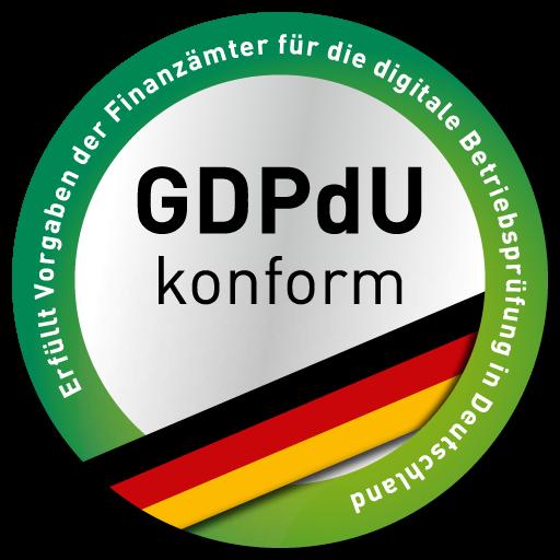 GDPdU-konform (Vorgaben der Finanzämter dür die digitale Betriebsprüfung in Deutschland)