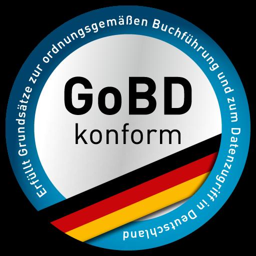 GoBD-konform (Grundsätze zur Ordnungsgemäßen Buchführung und Datenverarbeitung der Finanzämter in Deutschland)