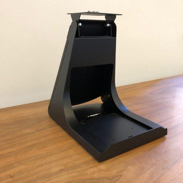 Glancetron Smart Stand (Seitenansicht von schräg links)