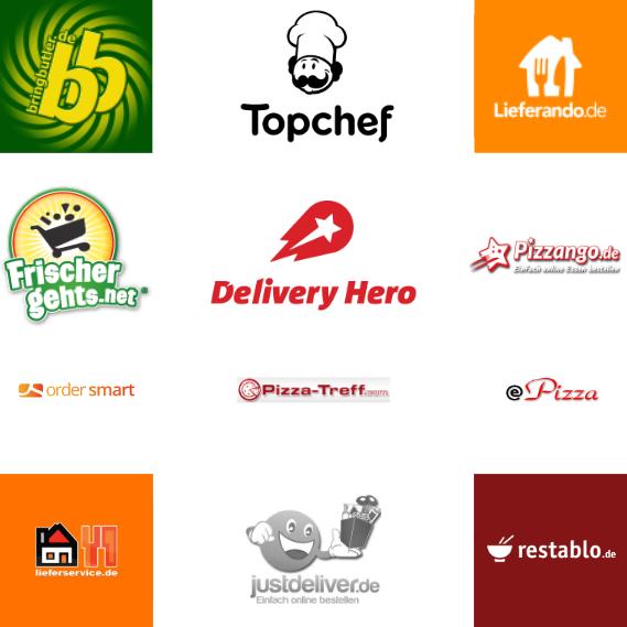 WinOrder bietet Schnittstellen zu Pizza.de, Lieferheld, Lieferando, Delivery Hero, Foodora, Bringbutler und vielen weiteren Shops und Portalen.