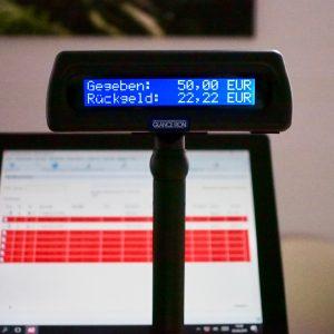WinOrder: Glancetron 8035 mit Rückgeldanzeige