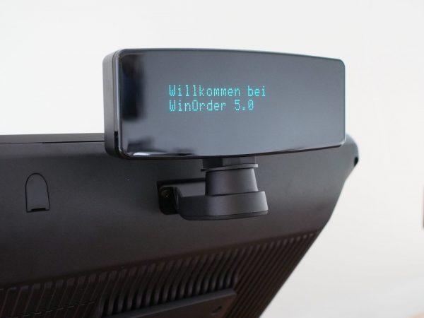 Colormetrics P3100 Kundendisplay (optional)