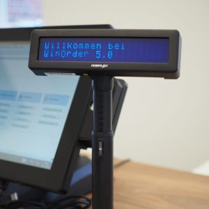Posiflex POS Kundendisplay (USB)