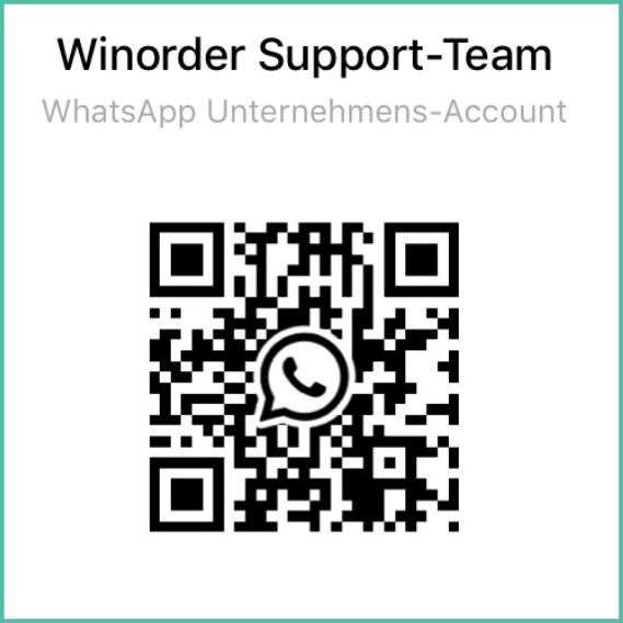 WhatsApp-QR-Code - einfach mit Ihrem WhatsApp-Telefon scannen