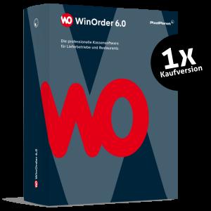 WinOrder 6.0 Kaufversion (Einmalzahlung für Lite, Standard oder Professional)