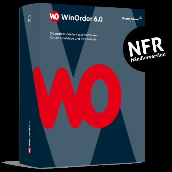 WinOrder 6.0 Händlerversion - Boxshot