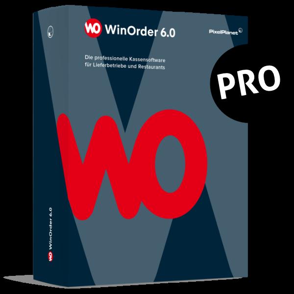 WinOrder 6.0 Professional - Boxshot